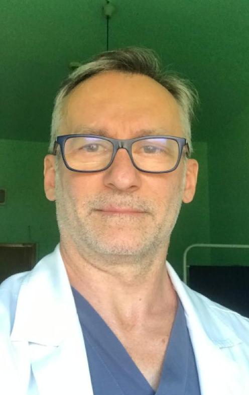 Urolog w Holandii dr Jan Wilczek